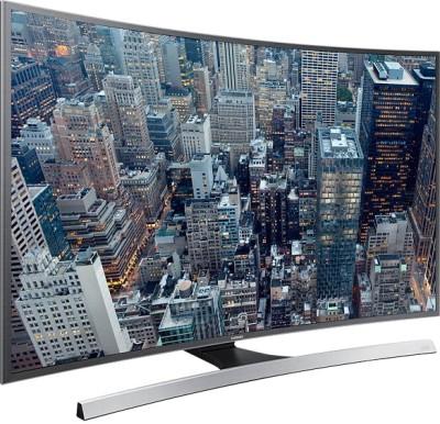 Samsung 102cm (40) Ultra HD (4K) Smart, Curved LED TV (4 X HDMI, 3 X USB)