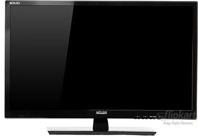 Mitashi 69.85cm (27.5) HD Ready LED TV (3 X HDMI, 1 X USB)