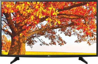 LG 108cm (43) Full HD LED TV (2 X HDMI, 1 X USB)