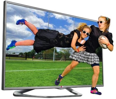 LG 32LA6130 81 cm 32 LED TV Full HD, 3D available at Flipkart for Rs.43900