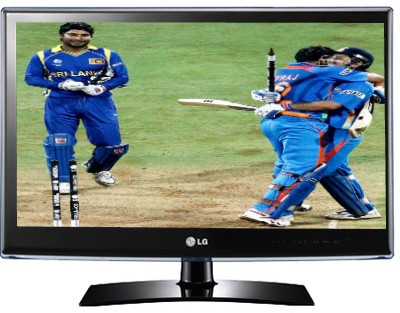 Buy LG 22 Inches HD LED 22LV2130 Television: Television