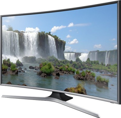 Samsung 121cm (48) Full HD Smart, Curved LED TV (4 X HDMI, 3 X USB)
