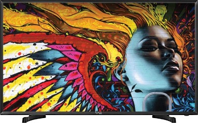 Vu 124cm (49) Full HD LED TV (49D6575, 2 x HDMI, 2 x USB)