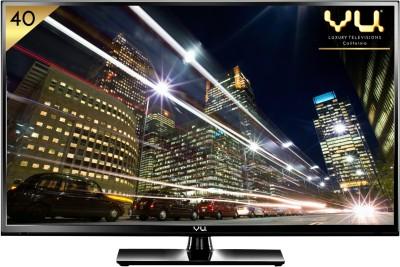 Compare Vu 40K16 102 cm 40 LED TV Full HD at Compare Hatke