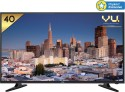 Vu 40D6575 102 cm (40) LED TV: Television