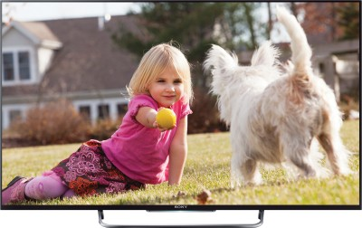Sony Bravia KDL-50W800B 50 inch Full HD Smart 3D LED TV