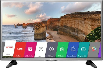 LG 80cm (32) HD Ready Smart LED TV (2 X HDMI, 2 X USB)