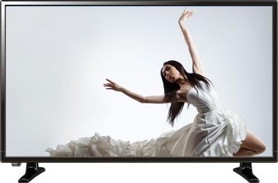 Haier 61cm (24) HD Ready LED TV (LE24D1000, 1 x HDMI, 1 x USB)