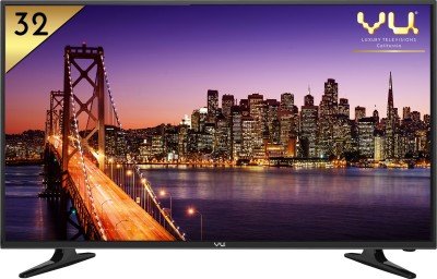 Vu 80cm (32) HD Ready LED TV (2 X HDMI, 2 X USB)