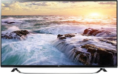 LG 123cm (49) Ultra HD (4K) 3D, Smart LED TV (3 X HDMI, 3 X USB)