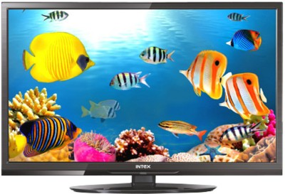 Intex 60cm (24) HD Ready LED TV (2 X HDMI, 2 X USB)