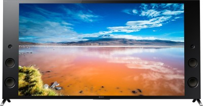 Sony 163.9cm (65) Ultra HD (4K) 3D, Smart LED TV (KD-65X9350D, 4 x HDMI, 3 x USB)