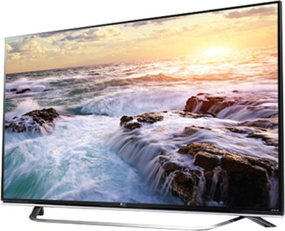 LG 139cm (55) Ultra HD (4K) 3D, Smart LED TV (3 X HDMI, 3 X USB)