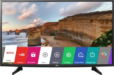 LG 123cm (49) Full HD Smart LED TV (2 X HDMI, 1 X USB)