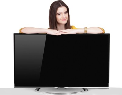 Micromax 106cm (42) Ultra HD (4K) Smart LED TV (3 X HDMI, 3 X USB)