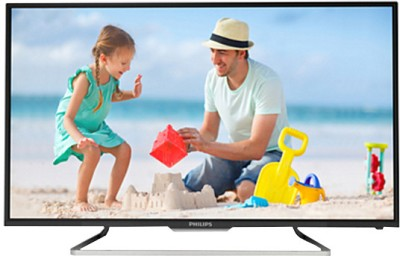 Philips 102cm (40.2) Full HD LED TV (2 X HDMI, 1 X USB)