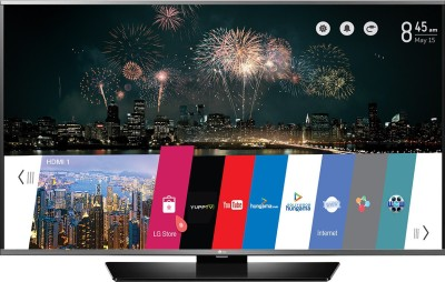 LG 108cm (43) Full HD Smart LED TV (43LF6300, 3 X HDMI, 3 X USB)