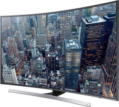 Samsung 139.7cm (55) Ultra HD (4K) Smart, Curved LED TV (4 X HDMI, 3 X USB)