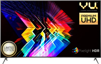 Vu 190cm (75) Ultra HD (4K) 3D, Smart LED TV (H75K700, 4 x HDMI, 3 x USB)