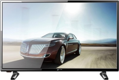 Micromax 60cm (23.6) HD Ready LED TV (1 X HDMI, 1 X USB)