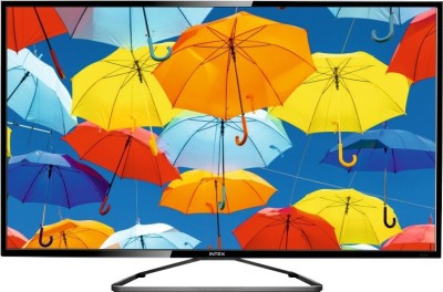 Intex 107cm (42) Full HD LED TV (2 X HDMI, 2 X USB)