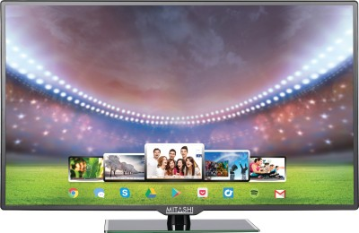 Mitashi 127cm (50) Full HD Smart LED TV (3 X HDMI, 1 X USB)