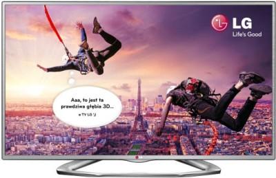 LG 42LA6130 105 cm 42 LED TV Full HD, 3D available at Flipkart for Rs.61856