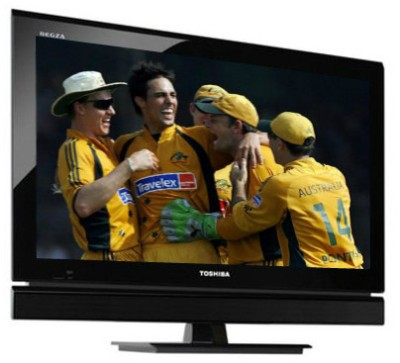 Buy Toshiba 40PB10 LCD 40 inches Full HD Television: Television
