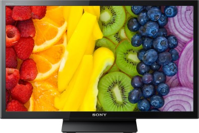 Sony 59.9cm (24) WXGA LED TV (2 X HDMI, 1 X USB)