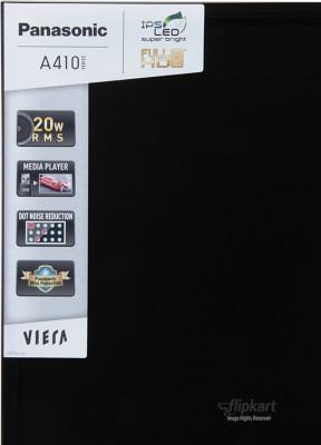 Panasonic 106cm (42) Full HD LED TV (2 X HDMI, 1 X USB)
