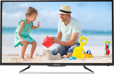 Philips 107cm (42) Full HD LED TV (2 X HDMI, 1 X USB)