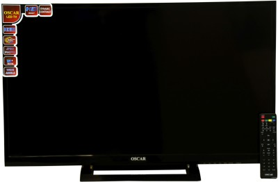Oscar 80cm (32) HD Ready LED TV (2 X HDMI, 2 X USB)