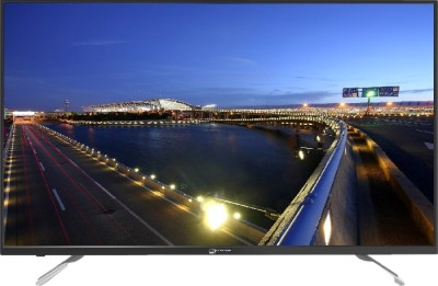 Micromax 100cm (39.5) Full HD LED TV (2 X HDMI, 2 X USB)