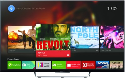 Sony Bravia KDL-43W800C 43 Inch Full HD Smart 3D TV