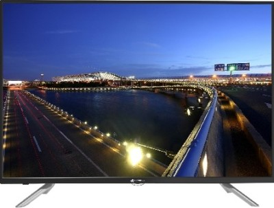 Micromax 100cm (39.5) Full HD LED TV (40C6300FHD, 2 x HDMI, 2 x USB)