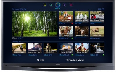 Samsung 64F8500 162.56 cm  64  Plasma TV available at Flipkart for Rs.173000