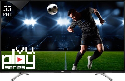Vu 140cm (55) Full HD LED TV (2 X HDMI, 1 X USB)