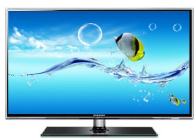 Buy Samsung 55 Inches 3D Full HD LED UA55D6600WM Television: Television