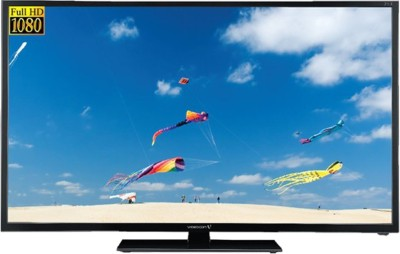 Videocon 127cm (50) Full HD LED TV (VKX50FH16FA, 4 x HDMI, 2 x USB)