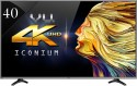 Vu LED 40k16 102 cm (40) LED TV (Ultra HD (4K), Smart)