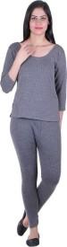 Chillmun Women's Top - Pyjama Set