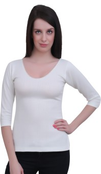 Jsr Paris Beauty Women's Thermal Top