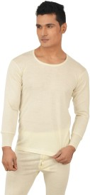 Onn 100% Australian Merino Woollen Cream NT 741 Men's Top