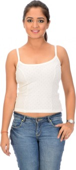 Splash 191-Cream Women's Top