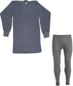 Alfa Quilt Men's Top - Pyjama Set