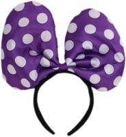 Theme My Party Little Champ Crown (Purple, Pack Of 1)