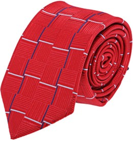 Tossido Checkered Men's Tie