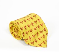 Mad(e) In India Printed Men's Tie - TIEDYAH9HXGM42MH