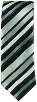 The Tie Hub Civic Striped Striped Men's Tie