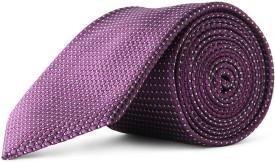 Louis Philippe Geometric Print Tie - TIEED9F4FGQGBBGR